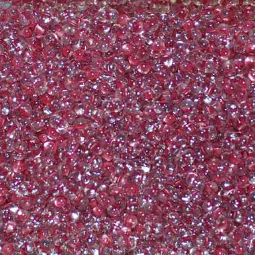 Miyuki Berry Beads Farfalle 2,5x4,5mm, BB-1524 sparkling peony pink lined crystal  (wie DB 902)