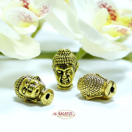 buddha kopf perlen