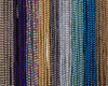 Hematite plain Rounds color selection 2 - 8 mm, 1 Strand