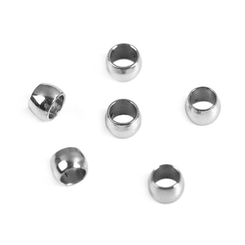Crimp balls crimp crimps 2mm stainless steel 20x